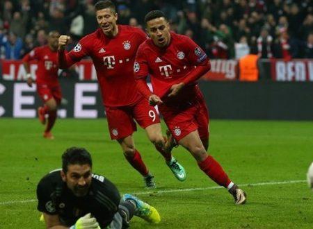 Fino alla fine – Bayern-Juve 4-2