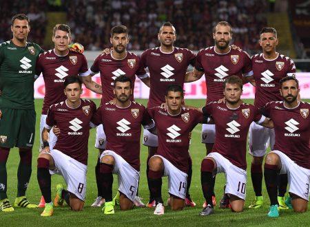 La stagione 2016/17 del Torino FC – Prima parte