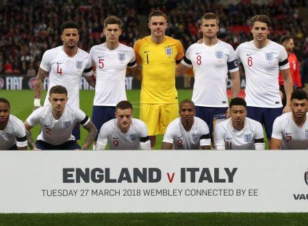 Le 32 protagoniste – Puntata no.10 – L'Inghilterra